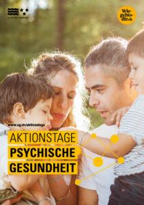 Aktionstage Psychische Gesundheit: Abgestempelt – der Mensch zwischen Leistung und Sein